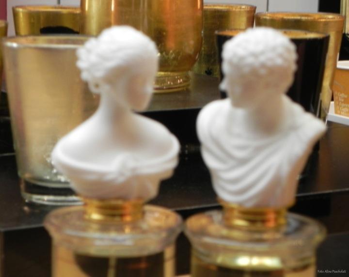 Perfumes com um toque histórico. A imperatriz francesa Joséphine e o romano Marco Antônio