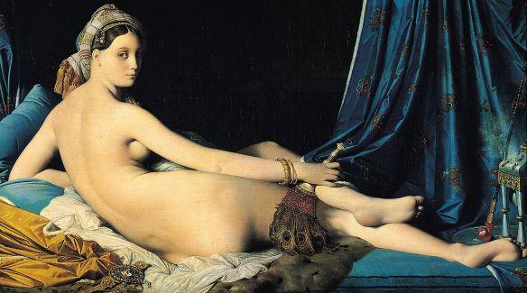 OBRA DE ARTE DA SEMANA: A Grande Odalisca, de Ingres – Artrianon