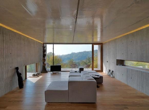 Casas minimalistas e aconchegantes artrianon for Casa minimalista interior