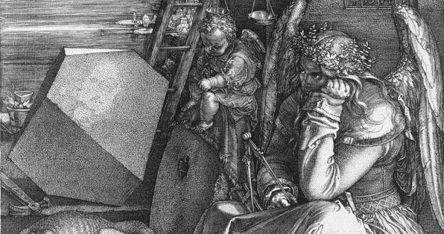 "OBRAS INQUIETAS 44. ""Melancolia I"" (514), Albrecht Dürer – Artrianon"