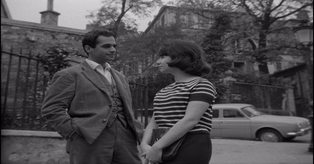 Paris nos Pertence, dirigido por Jacques Rivette (1961)