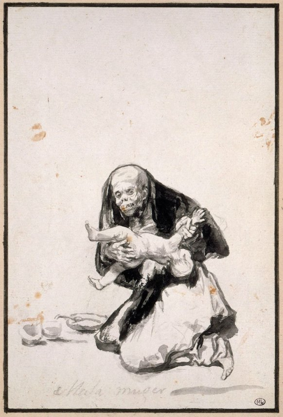 Wicked-Woman goya