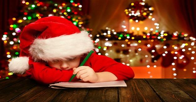 As histórias que residem nas cartinhas que o Papai Noel recebe