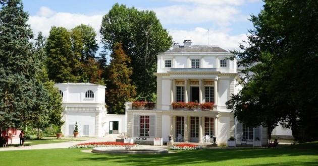 Passeio campestre na casa do pintor impressionista Gustave Caillebotte