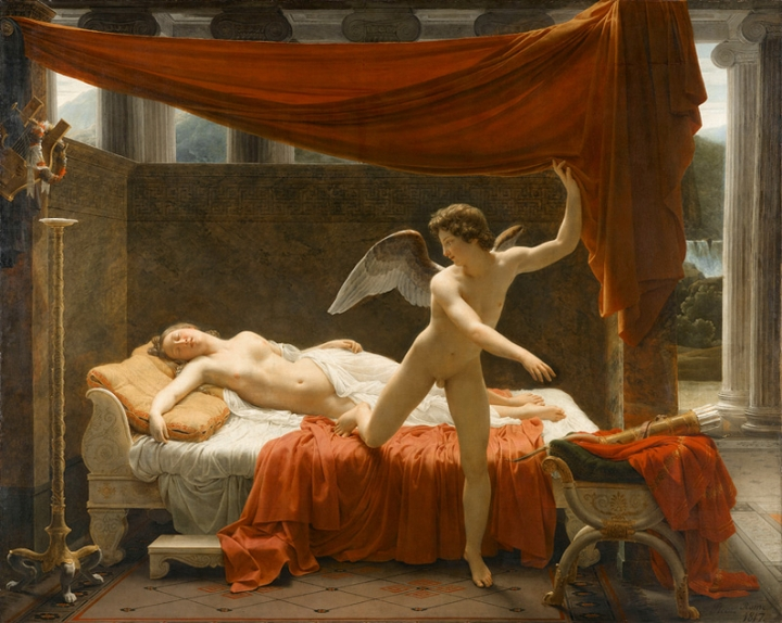 François-Édouard Picot cupid and psyche