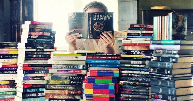 Crescer em meio aos livros