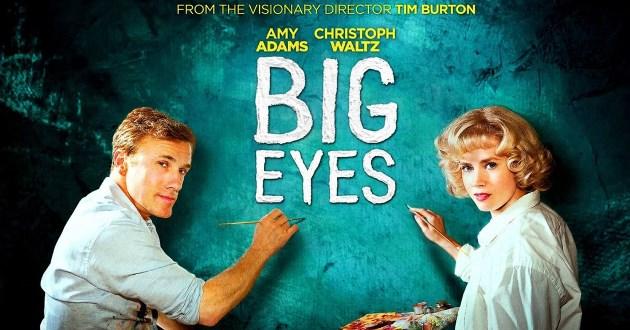 Dica de cinéfila: Grandes Olhos, de Tim Burton