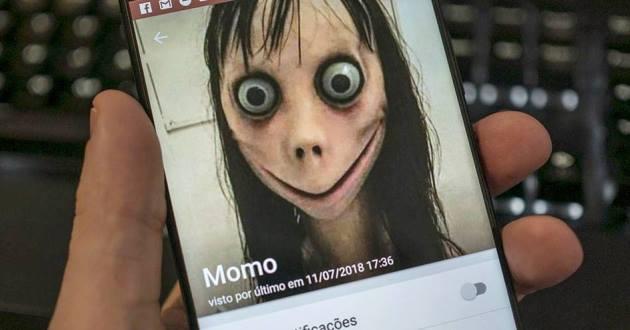 Você já recebeu alguma ligação da Momo? Descubra sua história!