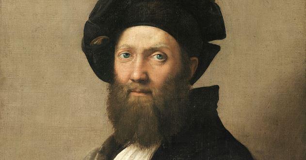 OBRA DE ARTE DA SEMANA: Retrato de Baldassare Castiglione, de Rafael