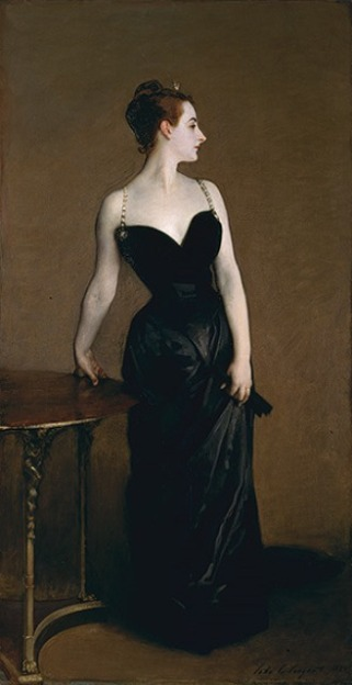John Singer Sargent - Madame X (Madame Pierre Gautreau) - 1883–84