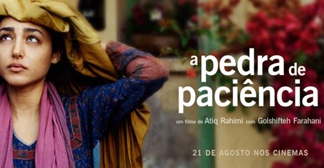 O filme 'A pedra da paciência' de Atiq Rahimi