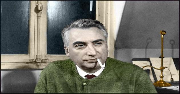 Série – A Teoria da Literatura por seus autores: Roland Barthes