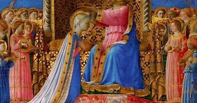 OBRA DE ARTE DA SEMANA: A Coroação da Virgem, de Fra Angelico