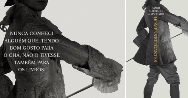 Crítica | Homens elegantes, de Samir Machado de Machado