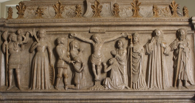 OBRA DE ARTE DA SEMANA: Monumento sepulcral de Bernabò Visconti de Bonino da Campione