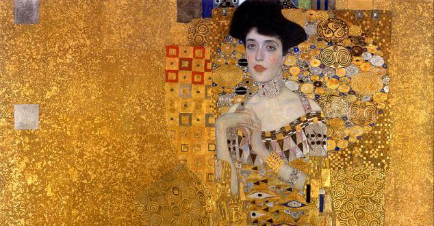 OBRA DE ARTE DA SEMANA: 'A Dama Dourada' de Klimt