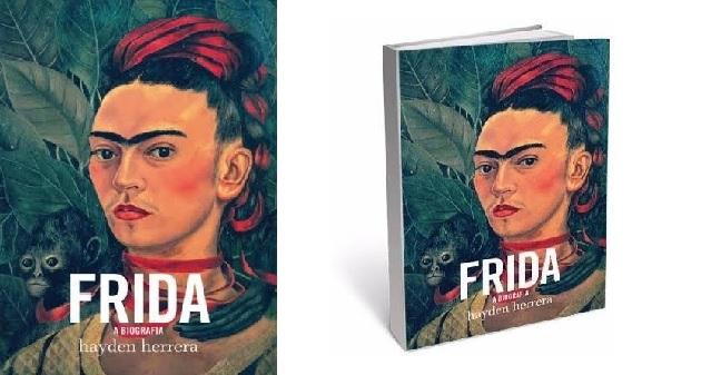 'Frida, a biografia' – Um livro imperdível!