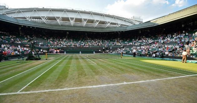 Um jogo de tênis pode ser um filme?