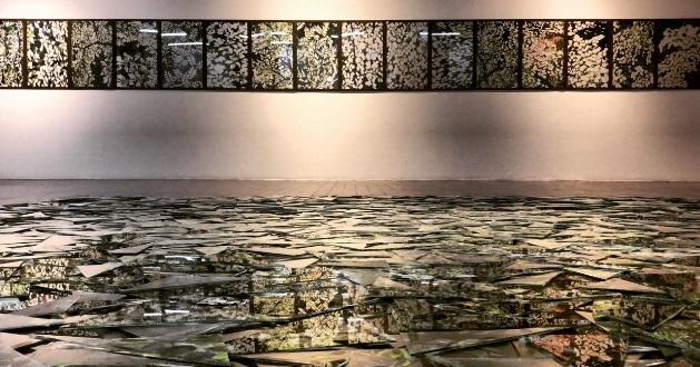 OBRA DE ARTE DA SEMANA: A natureza de Alessandra Rehder