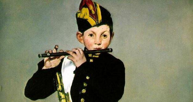 OBRA DE ARTE DA SEMANA | O tocador de pífaro, de Édouard Manet