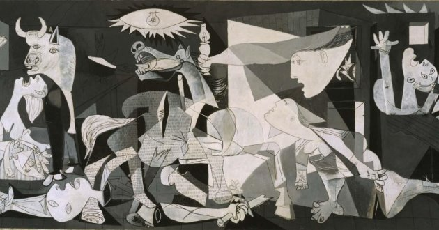 OBRA DE ARTE DA SEMANA: 'Guernica' de Picasso