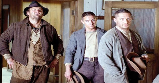 Os infratores, dirigido por John Hillcoat, 2012