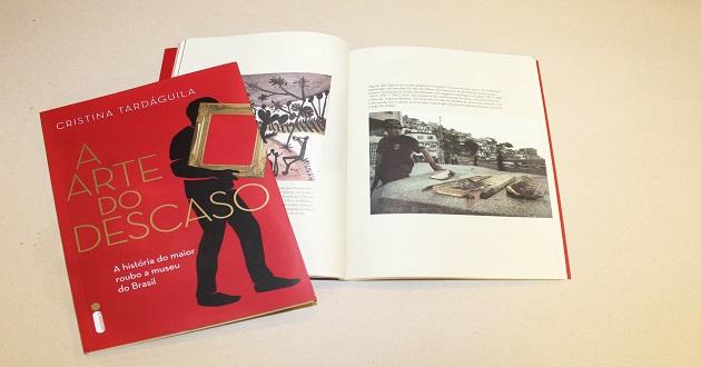 """""""A Arte do Descaso"""", de Cristina Tardáguila (breve nota sobre o livro)"""