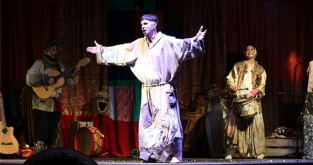 O Auto de São Francisco, de Ciro Barcelos, estreia no Teatro-D