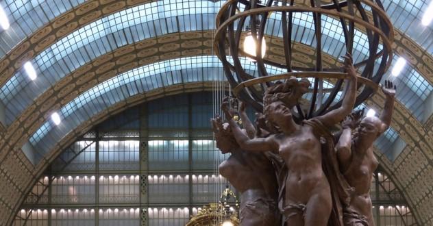 OBRA DE ARTE DA SEMANA | As quatro partes do mundo sustentando a esfera celeste, de Jean-Baptiste Carpeaux