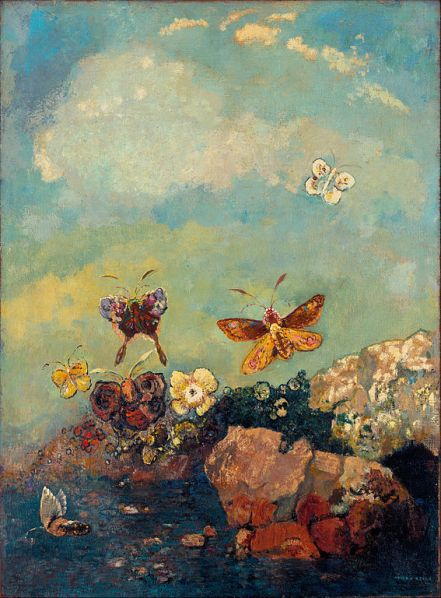 567px-Odilon_Redon_-_Butterflies_-_Google_Art_Project