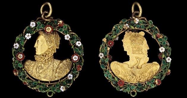OBRA DE ARTE DA SEMANA: A 'Joia da Fênix', medalhão de Elizabeth I