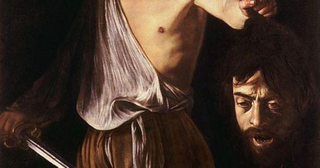 OBRA DE ARTE DA SEMANA: O Autorretrato de Caravaggio em 'Davi com a cabeça de Golias'