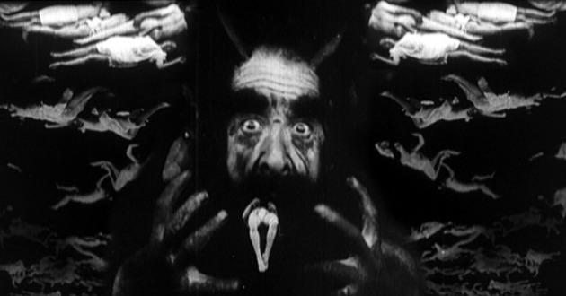 Para quem gosta de filme velho: O Inferno (1911)