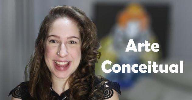 O que é arte conceitual?