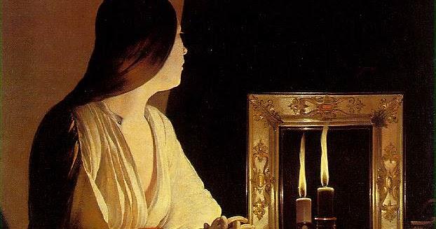 OBRA DE ARTE DA SEMANA | Madalena penitente, de George de La Tour