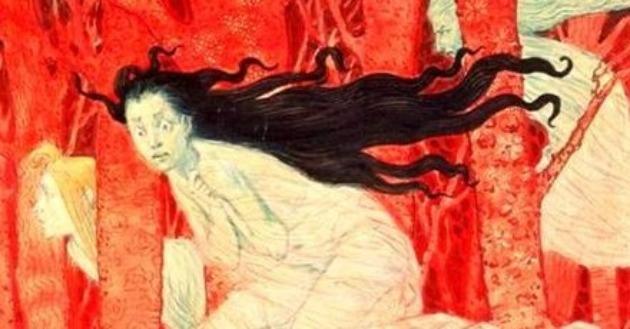 OBRA DE ARTE ESPECIAL HALLOWEEN | Breves histórias irlandesas sobre mulheres e lobos