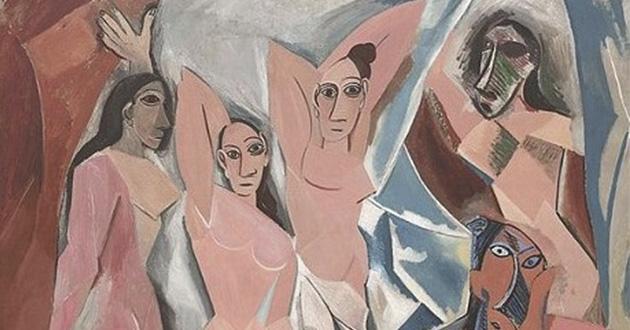 OBRA DE ARTE DA SEMANA: 'Les Demoiselles d'Avignon' de Picasso