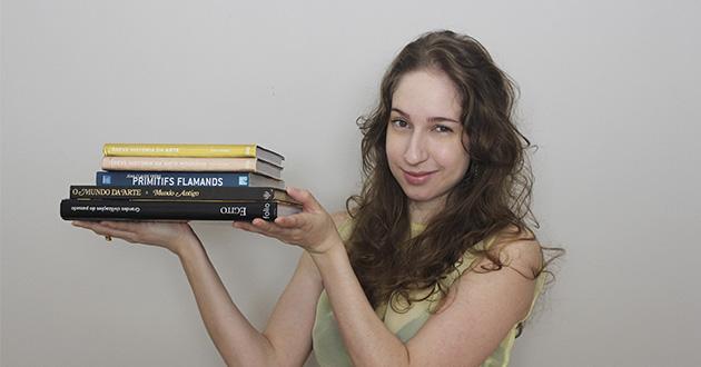 Historiadora lança curso online – e GRATUITO! – de História da Arte