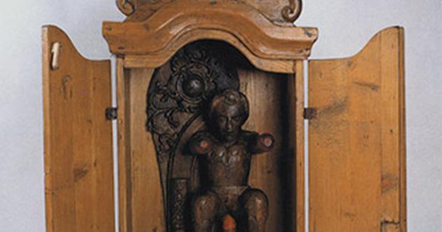 """O """"Oratório do demônio"""" de Farnese de Andrade"""