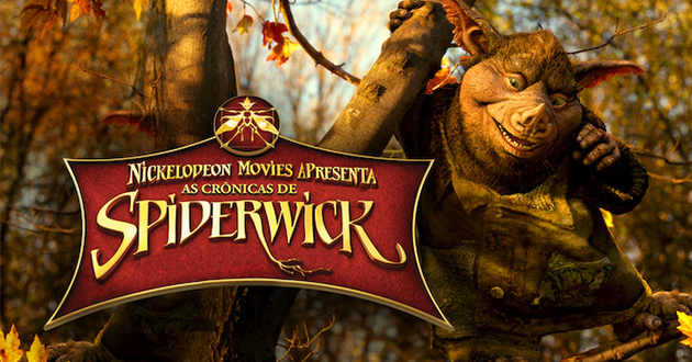 "Dica de cinema: ""As crônicas de Spiderwick"""