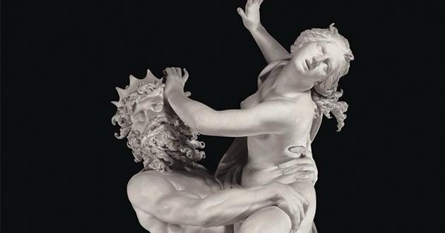 O Rapto de Prosérpina de Bernini