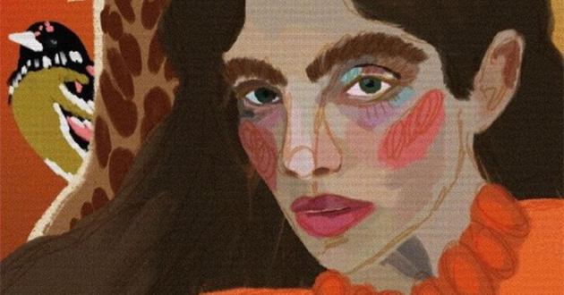 A mulher como protagonista na arte de Hellen Vieira